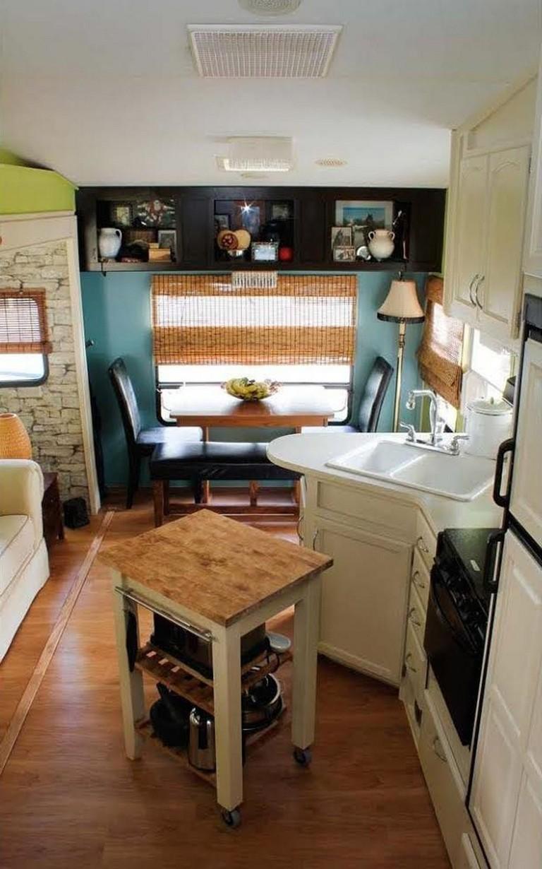 marvellous living room bar ideas   25+ Marvelous RV Living Room Decor Ideas - Page 26 of 26