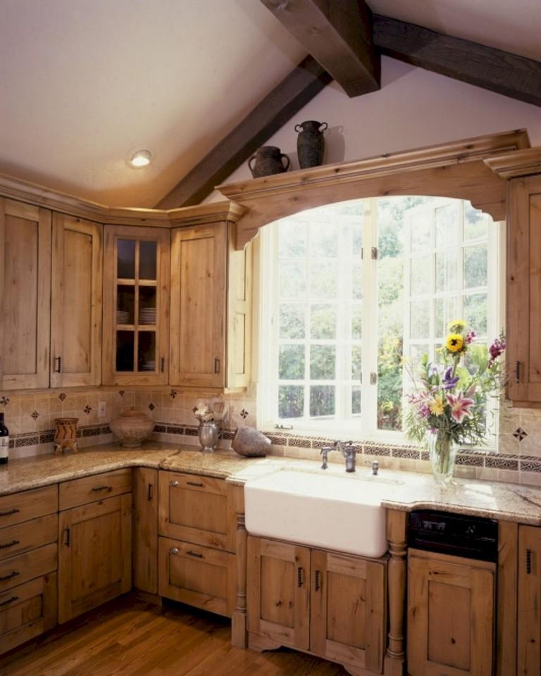 90 Incredible Modern Farmhouse Exterior Design Ideas 12: 35+ Luxury Farmhouse Kitchen Cabinet Ideas