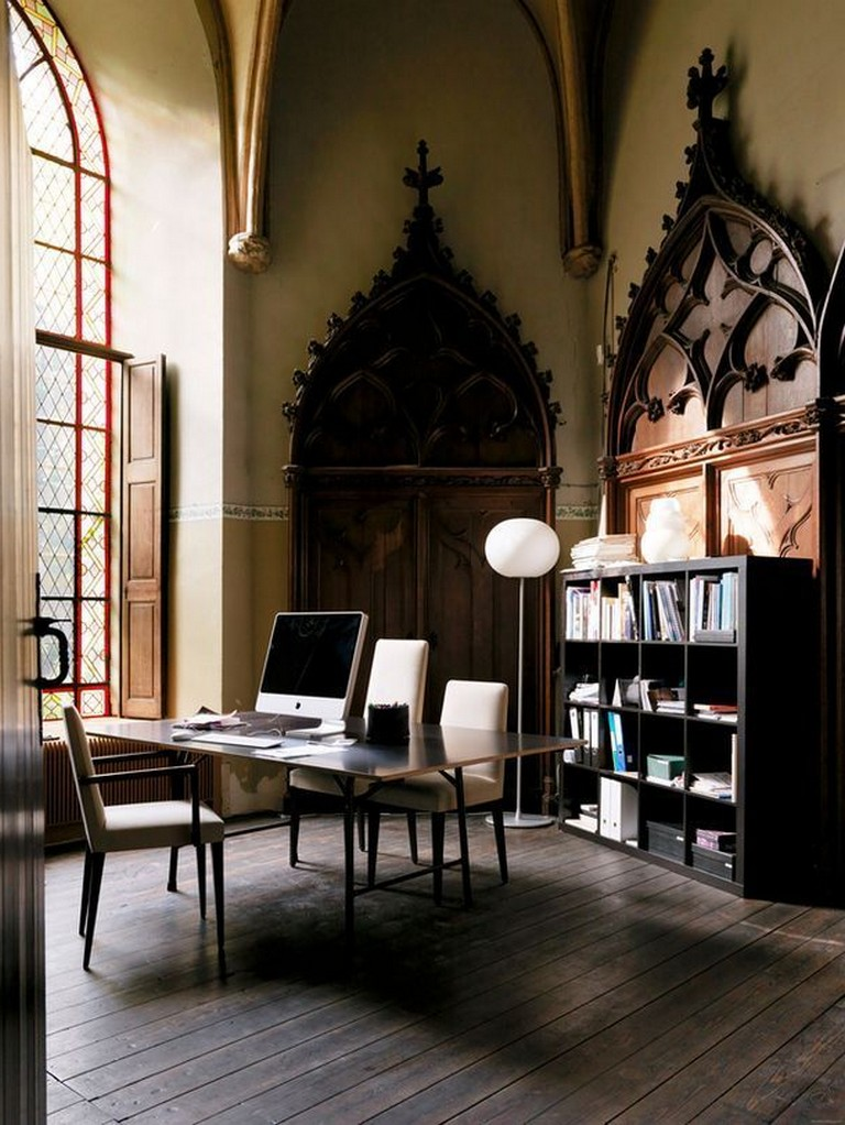 70++ Amazing Home Gothic Decor Design Ideas to Create ...