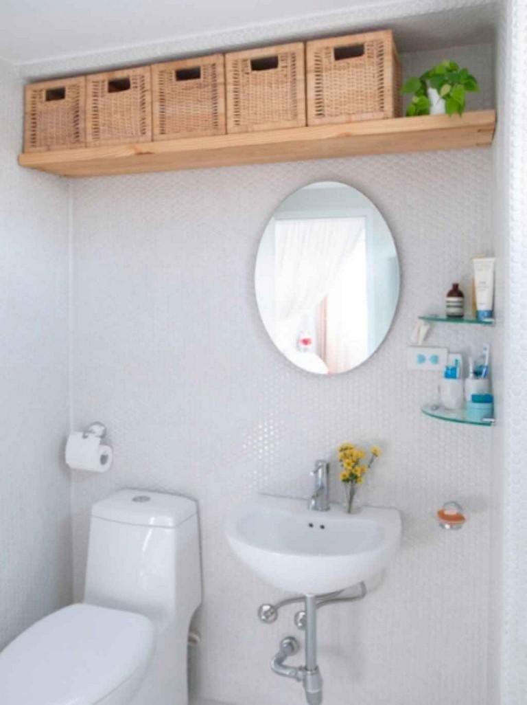 Small Bathroom Organization Rental