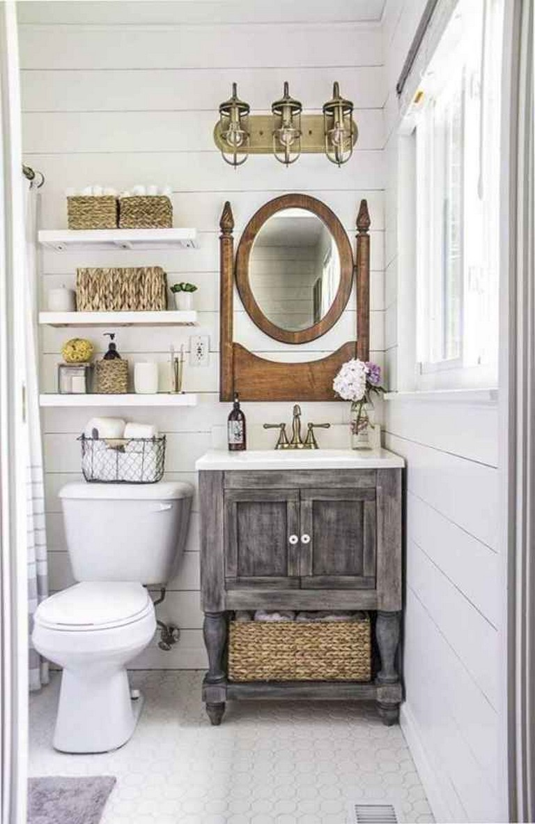 50 incredible small bathroom remodel ideas - Small bathroom remodel with tub ...