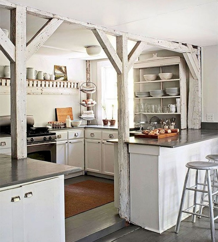 30 Exciting Rustic Farmhouse Kitchen Ideas