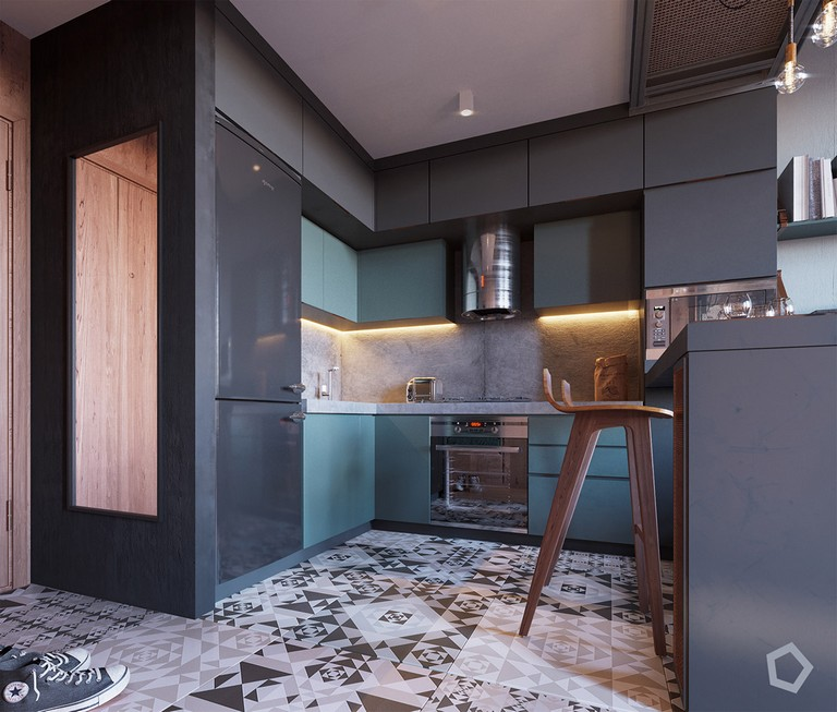 Decent Apartments: 5 Good Studio Apartments That Use Space Splendidly