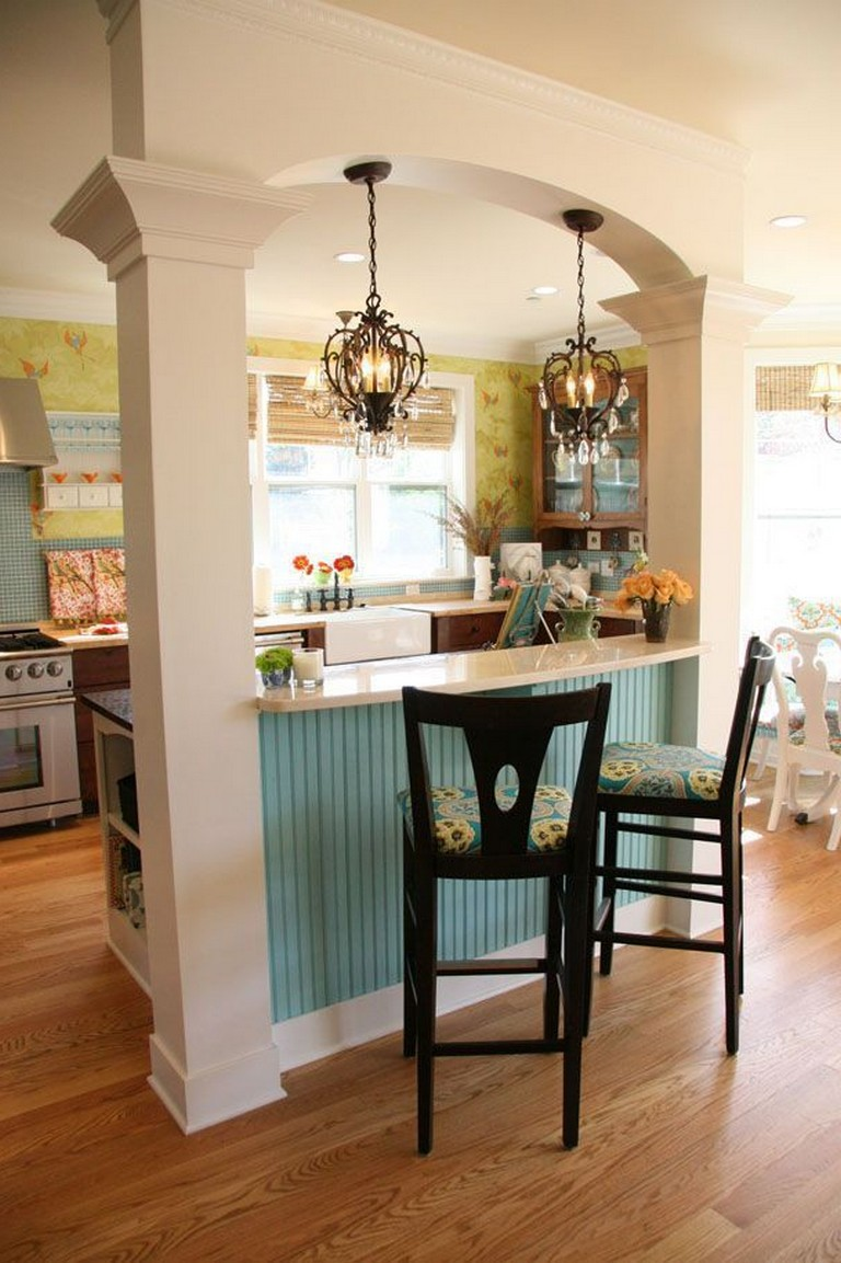 30 amazing kitchen window bar designs you would love to
