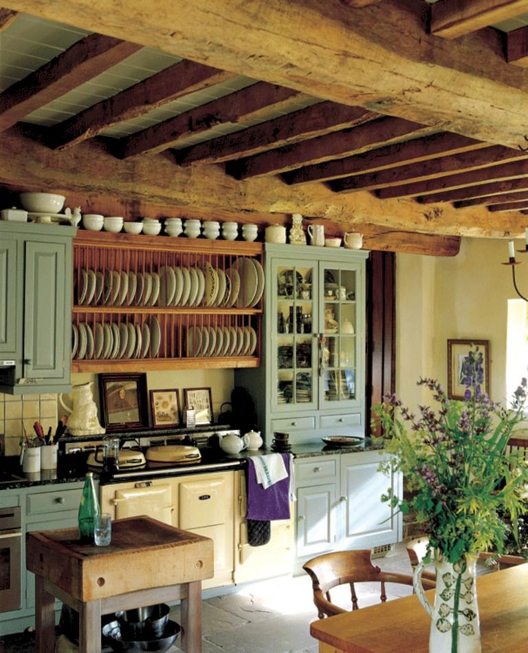 Farmhouse Kitchen Storage Organizing Ideas