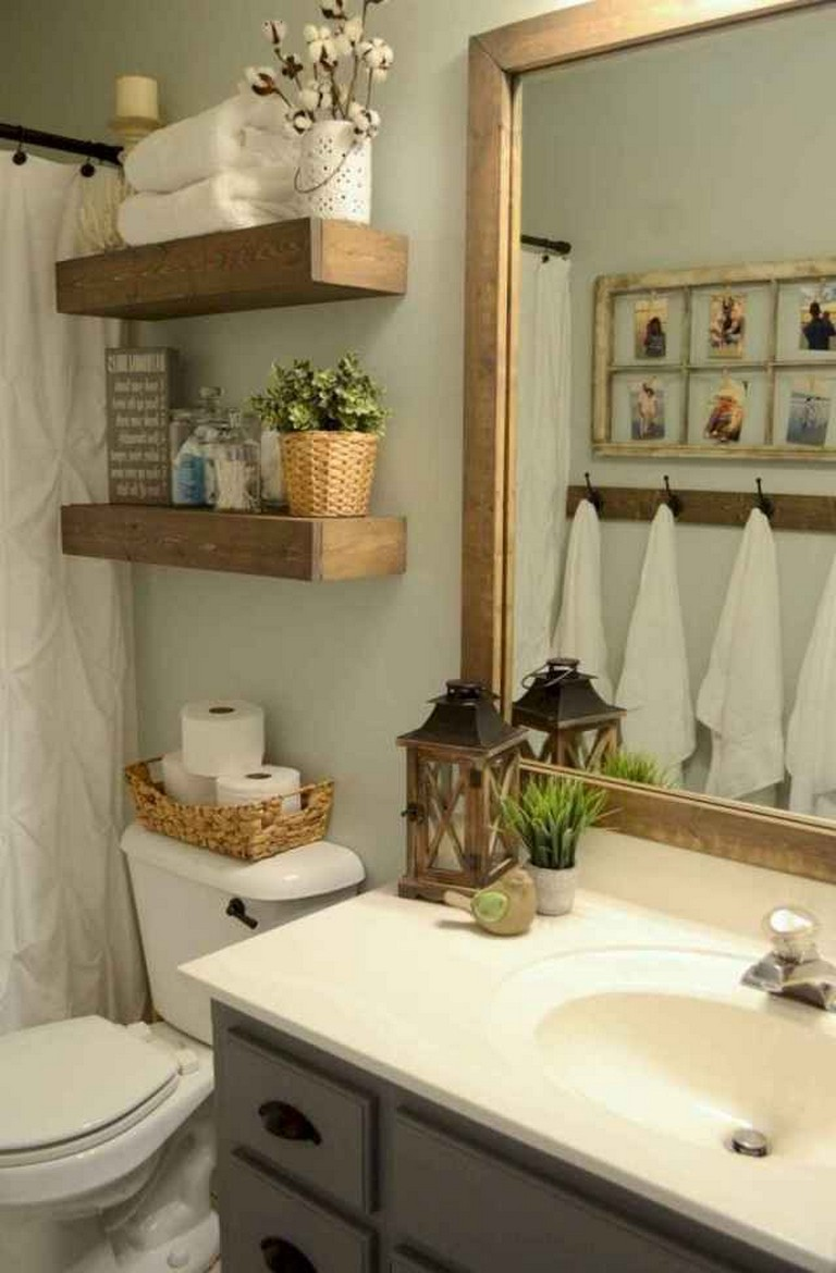 50+ Incredible Small Bathroom Remodel Ideas on Small Bathroom Renovation Ideas  id=16257