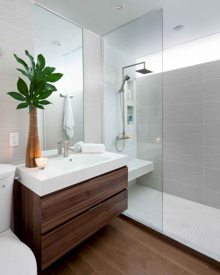 50+ Incredible Small Bathroom Remodel Ideas on Small Bathroom Renovation Ideas  id=47154