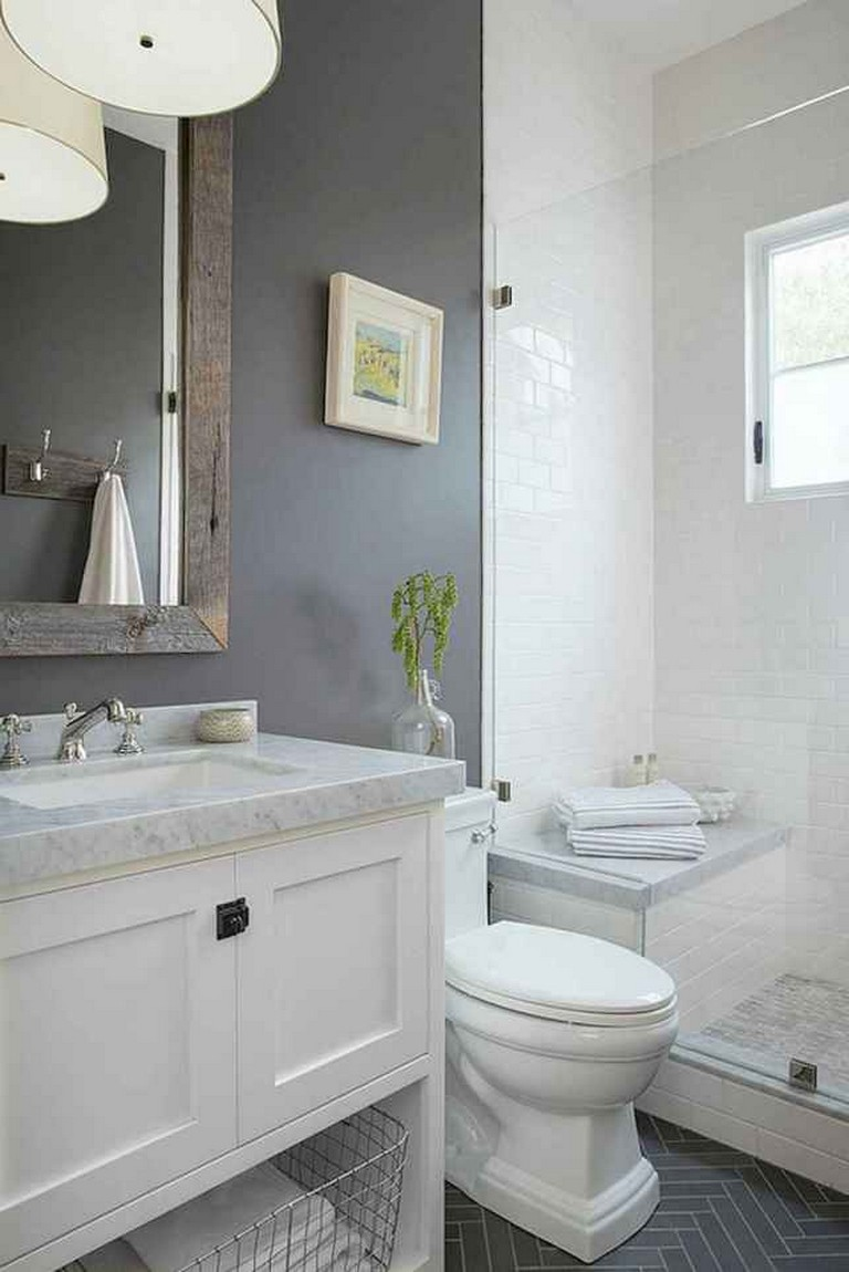 50+ Incredible Small Bathroom Remodel Ideas on Small Bathroom Renovation Ideas  id=39175